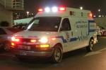 ohne Ort - Abu Dhabi Police - RTW 42