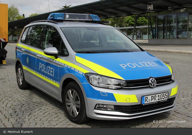 R-PR 1055 - VW Touran – FuStW – Weiden