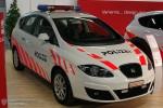 Seat Altea XL - Seat - Patrouillenwagen