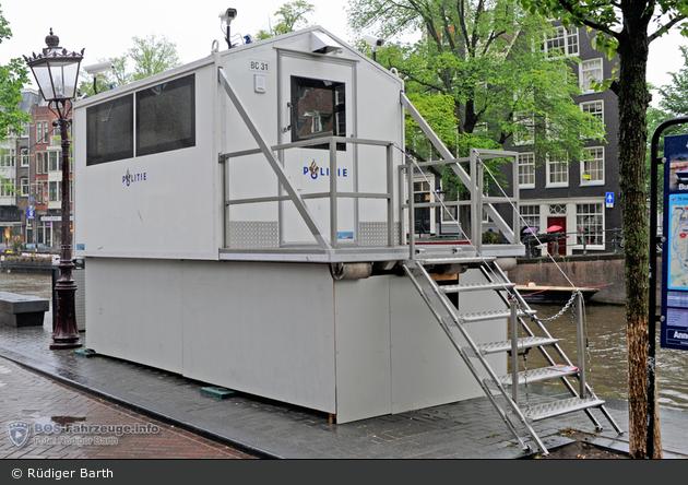 Amsterdam - Politie - AB Mobile Wache