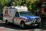 Bundaberg - Queensland Ambulance Service - RTW