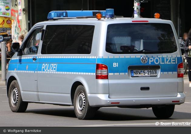 NRW5-2103 - VW T5 - HGruKW