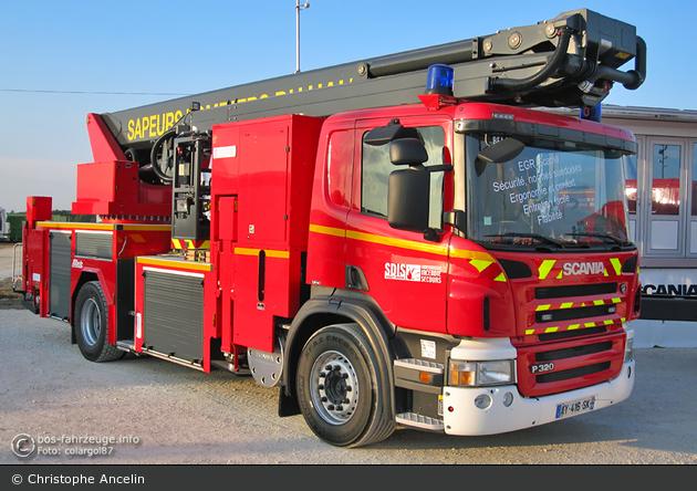 Mulhouse - SDIS 68 - TLK - BEA32