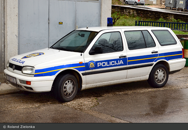 Knin - Policija - FuStW