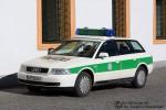 A-3166 - Audi A4 Avant - FuStW - Kempten