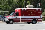 San Francisco - SFFD - Medic 74