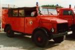 Soest - Feuerwehrmuseum - TSF - Börwang