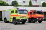 CH - Zumikon - TLF & PIF auf Steyr