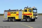 Jönköping - Industribrandkår Flygplats Jönköping - Havaribil - 2 43-9120