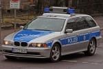 Erfurt - BMW 5er Touring - FuStW