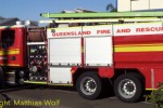 Brisbane - Queensland Fire & Rescue Service - TLF