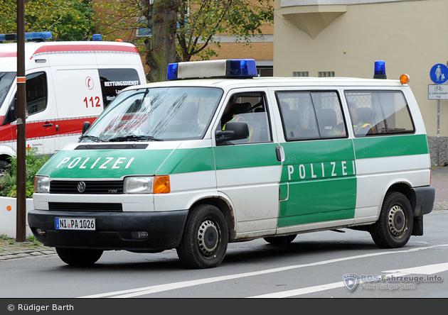 NI-PA 1026 - VW T4 - FuStW