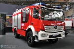 Mercedes-Benz 1327 AFE - Ziegler - HLF 10