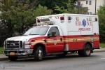 FDNY - EMS - Ambulance 557 - RTW