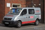 Newbury - Royal Berkshire Fire and Rescue Service - Van