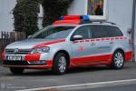 Kronach - Deutsche Bahn AG - Unfallhilfsfahrzeug