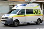 Krankentransport KTN - KTW 08 (B-KN 738)