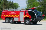 Stansted - BAA Airport Fire Service - Crash Tender