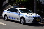 Sydney - New South Wales Police Force - FuStW - SC400
