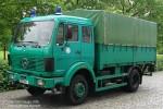 BePo - MB 1217 A - Logistik-LKW