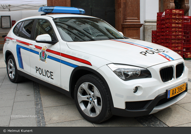 AA 3867 - Police Grand-Ducale - FuStW