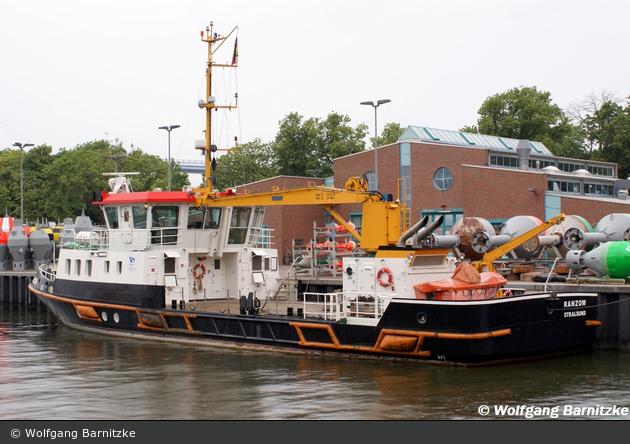 WSA Stralsund - Seezeichenmotorschiff - Ranzow