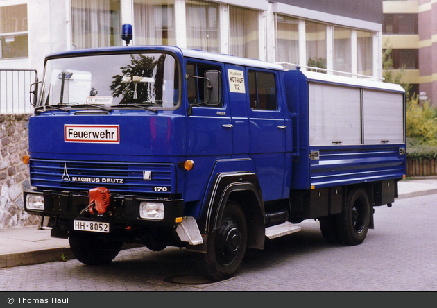 Florian Hamburg Volksdorf GKW (a.D.)