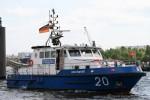 Polizei Hamburg - WS 20 - Amerikahöft
