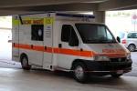 Messina - Ospedali Riuniti Papardo - RTW