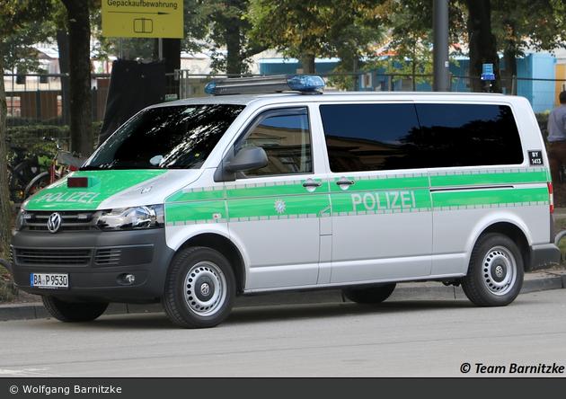BA-P 9530 - VW T5 - HGruKw