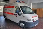 Lefkosía - Cyprus Fire Service - RTW