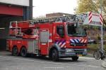 Rotterdam - Brandweer - DLK - 17-0951