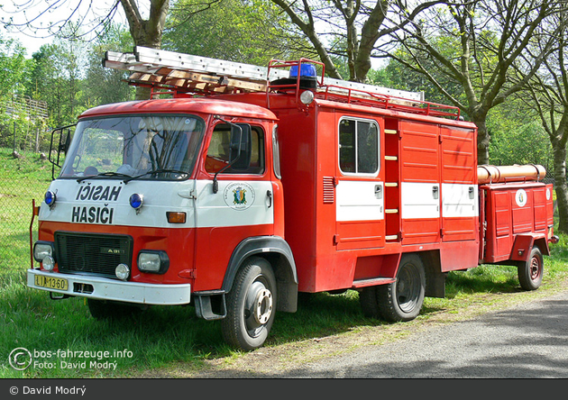 Bulovka - SDH - TSF