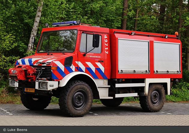 Zeist - Brandweer - TLF-W - 49-717