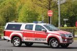 Isuzu D-Max - Feuerwehrtechnik Berlin - KLF (Brandmeister)