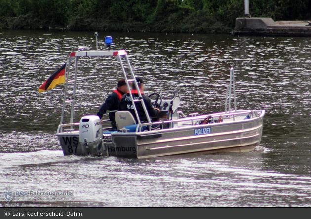 WS87 - Polizei Hamburg