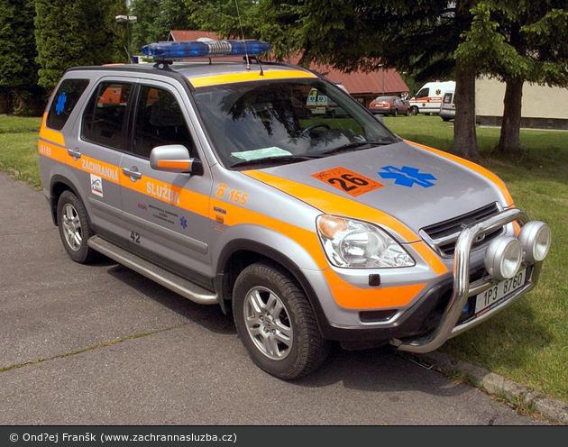 Rokycany - ZZS PK - NEF - 042