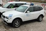 BMW X3 - Rettungstechnik Klein - NEF