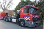 Dongeradeel - Brandweer - WLF-Kran - 02-7280