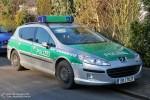 Dillingen - Peugeot 407 SW - FuStW