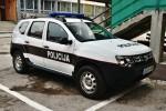 Ključ - Policija - FuStW