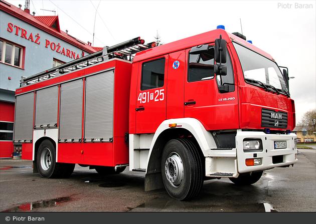 Starachowice - PSP - TLF - 491T25