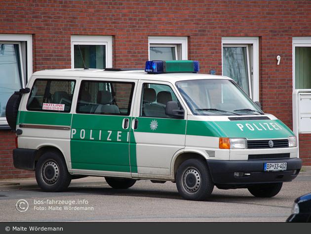 BP33-402 - VW T4 - FuStW
