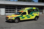 Gävle - Landstinget Gävleborg - Ambulans - 3 26-9110