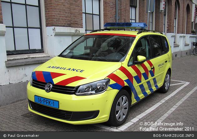 Amsterdam - Huisarts - PKW - 13-704 (a.D.)