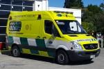 Masterton - Wellington Free Ambulance - RTW - 422