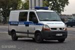 Bratislava - DP Bratislava - Unfallhilfswagen