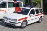 BG-03218 - VW Golf Variant - Funkstreifenwagen
