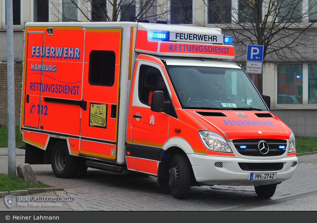 Florian Hamburg RTW (HH-2742)