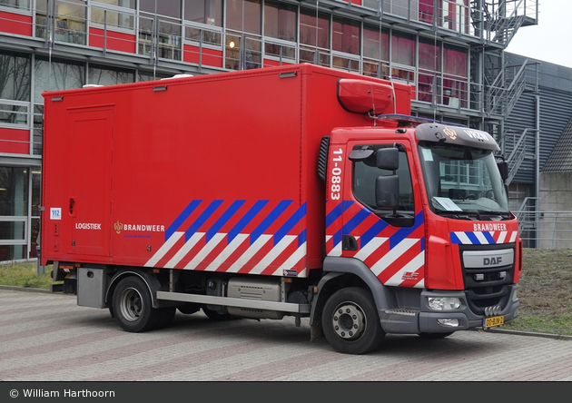 Zaanstad - Veiligheidsregio - Brandweer - GW-L - 11-0883